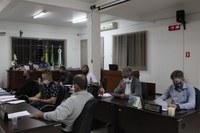 Aprovação de 02 Projetos na sessão ordinária do dia 09 de novembro.