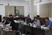 Aprovação de 03 Projetos de Lei na sessão ordinária do dia 25 de novembro.