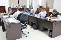 Poder Legislativo: Ordem do dia da sessão ordinária do dia 11 de março.