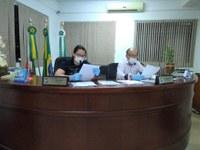 Poder Legislativo: Ordem do dia da Sessão Ordinária do dia 23 de março.
