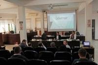 Reunião sobre o Plano Diretor