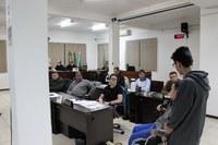 Tribuna Popular: Pronunciamento referente a Projeto de Pesquisa apresentado na 2ª MOPPAN